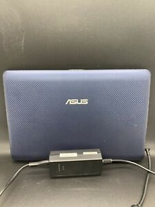 ASUS Eee PC 1001PXD-EU17 10.1-Inch Netbook (Blue) Windows 7 Starter Tested