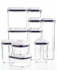 OXO 1165700 Good Grips 10 Piece Food Storage POP Container Set New