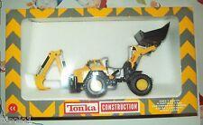 TONKA- Trattore con braccio meccanico   scala 1/50