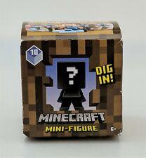 Minecraft Wood Series Mini Figure In Box New