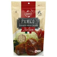 Panko Breadcrumbs - Italian Style - 255g - from Natural Earth Products
