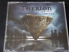 Therion - Lemuria / Sirius B (4 Track Promo CD EP 2004)