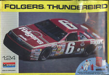 1990 Monogram Flogers Thunderbird Model Kit