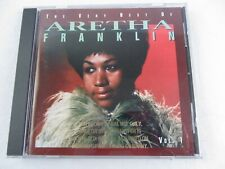 Cd - The Very Best of Aretha Franklin Vol 1, R2-71598, 16-tracks