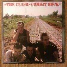 The Clash Combat Rock LP~Should I Stay or Should  I Go~Rock The Casbah~Lyrics