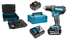 MAKITA DDF482RTJ perceuse visseuse 18 V Li-Ion (2 x 5Ah) + coffret 69 pieces