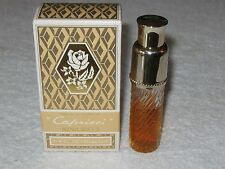 Vintage Nina Ricci Capricci Spray Perfume Bottle/Box - Parfum - 13 ML - 2/3 Full