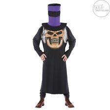 Mottoland 119197 Halloween Kostüm / Robe - Verrückter Horror Schädel - Einheitsg