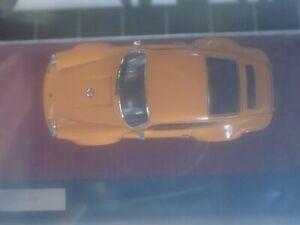 SINGER PORSCHE 911, Orange Matrix MX41607-082   1:43