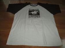 Authentic SARATOGA RACE COURSE (XL) T-Shirt HORSE RACING