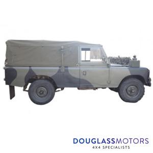 Land Rover Series LWB Full Hood without Windows - Khaki 331259AG