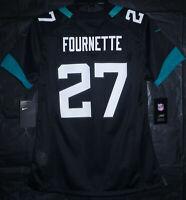 Jacksonville Jaguars Leonard Fournette #27 Nike NFL Jersey Black Women's Size M