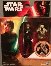 2015 - Star  Wars  Force Awakens Luke Skywalker - Armour Up ⭐️Collectable⭐️
