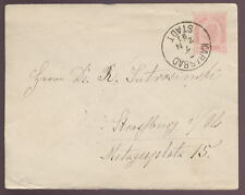 Used Cover Austrian Stamps