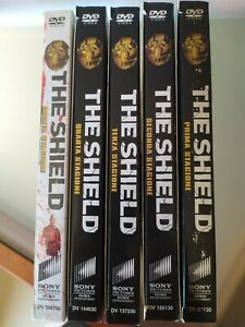 DVD THE SHIELD STAGIONI 1 - 5
