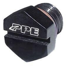 Pacific Performance Engine 513081100 Billet Air Bleeder Screw (Black)