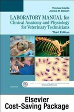 Clinical Anatomy and Physiology for Veterinary Technicians - Text and Laborator