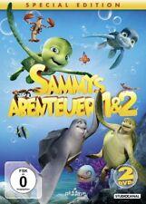 2 DVDs * SAMMYS ABENTEUER 1 & 2 - Special Edition # NEU OVP /