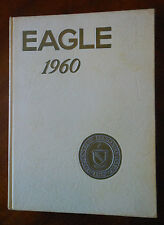Year Book ANNUAL High School 1960 EAGLE Francis Scott Key 1st ed Maryland