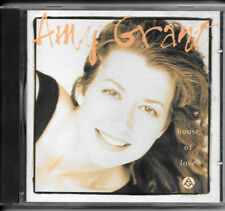 House of Love Amy Grant Audio Music CD Lucky One, Big Yellow Taxi, Helping Hand