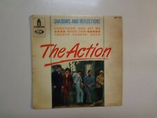"""ACTION: Shadows And Reflections +3-France 7"""" 1967 Odeon MEO 149 EP Original PCV"""