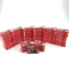 69 Maxell US 90 cassette tapes NEW in the package