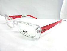 OCCHIALE DA VISTA GLASSES UNISEX D&G DOLCE & GABBANA1158 830 FRONTALE TRASPARENT