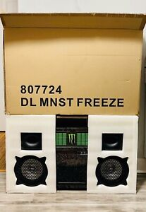 Monster Energy Bumpboxx DL Freeze Limited edition promotional