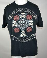 Star Wars Darth Vader The Dark Side By Marc Ecko T-Shirt Men's Size Large