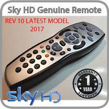 SKY HD REMOTE CONTROL REV 10 GENUINE SKY HD PLUS REMOTE 2017 MODEL CLEAN REFURBS