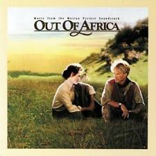 Various Artists : Out Of Africa: Music From The Motion Pic CD
