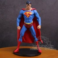 DC Comics Super Hero Superman Movable PVC Action Figure Collectible Model Toy