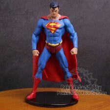 DC Comics Super Hero Superman Movable PVC Action Figure Collectible Model Toy
