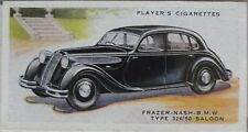 No.20 FRAZER NASH BMW TYPE 326/50 SALOON - MOTOR CARS 2nd SERIES - Player 1937
