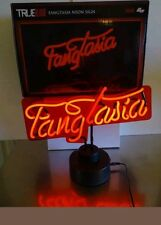 True Blood Fangtasia Light Up Neon Light Sign