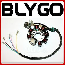8 Poles Magneto Flywheel Stator 150cc 200cc 250cc Engine PIT Quad Dirt Bike ATV