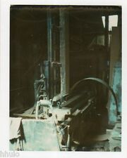 POL647 Polaroid Photo Vintage Original usine machine abstract