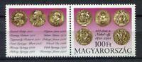 S7940) Hungría 1995 MNH Alfred Nobel 1v + Tab