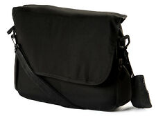 NEW CLAIR DE LUNE BLACK LARGE DELUXE BABY MATERNITY NAPPY CHANGING BAG & MAT
