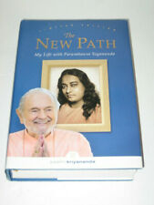 The New Path My Life with Paramhansa Yogananda Signed HC Limited Edition #204