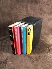 Lawrence Durrell 4 Volume Box Set; Inc: Clea, Balthazar, Mountolive, & Justine