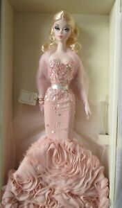 Mermaid Gown Silkstone Barbie - Fashion Model  - NRFB Mint