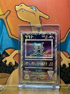 Ancient Mew Holo Black Star Promo NM Pokemon Card