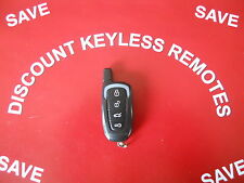1-COMPUSTAR   AFTERMARKET KEYLESS REMOTE  VA5JREC340-1WSP   4-BUTTON  BLUE LIGHT