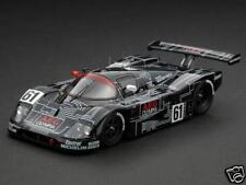 """Sauber Mercedes C9 'AEG' #61 """"Le Mans"""" 1988 (HPI Racing 1:43 / 8064)"""