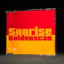 Sunrise - Goldenscan - music cd EP