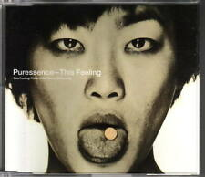 PURESSENCE This Feeling 3 track GERMAN CDs