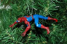 Spiderman Christmas Ornament