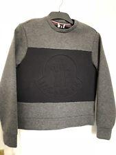 Moncler Neoprene Logo Sweatshirt