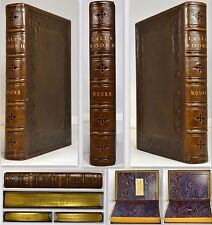 LALLA ROOKH 1884 Poetry THOMAS MOORE ILLUSTRATIONS FINE BINDING Blind Tooled